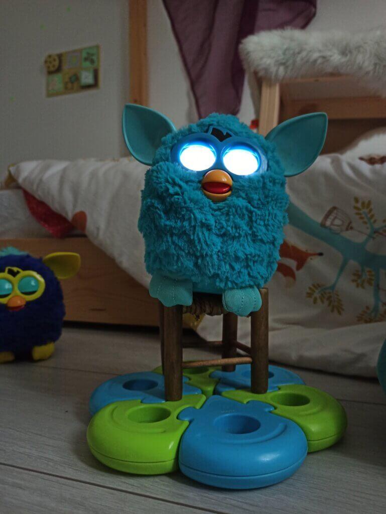 Chamanisme avec les Furbys